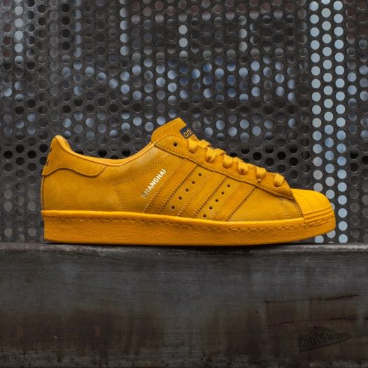 Yellow Superstar Adidas