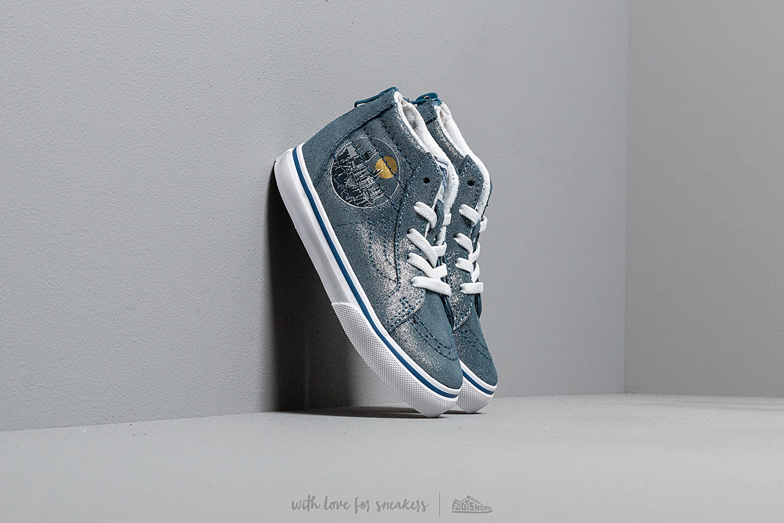 Vans x Harry Potter SK8-Hi Zip Hogwarts/ Metalic at a great price 46 € buy at Footshop