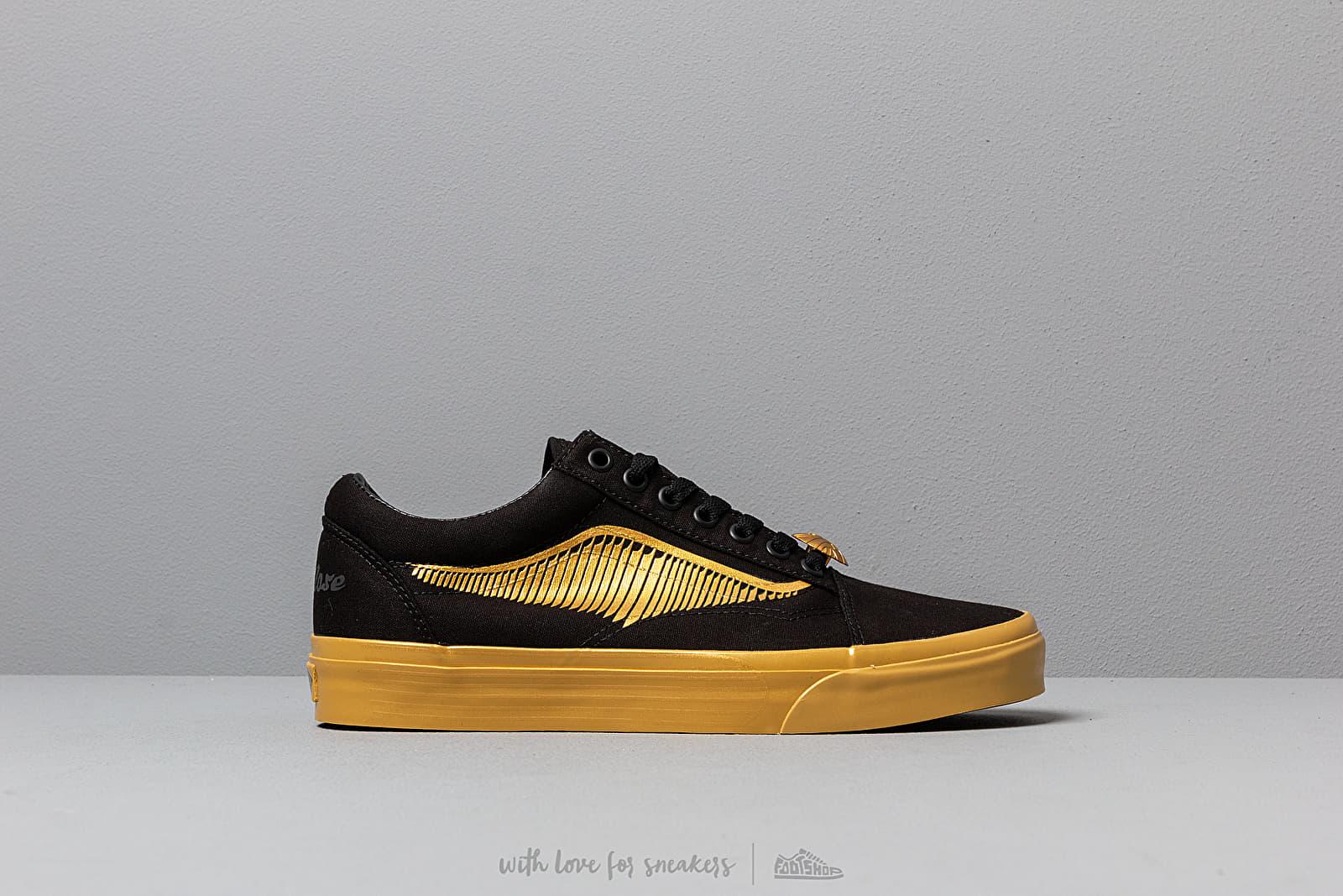 chaussures vans harry potter golden