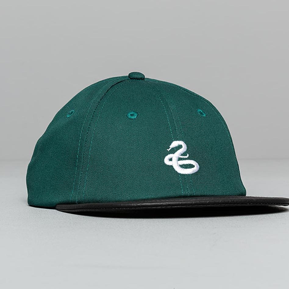 Vans x Harry Potter Vintage Unstructured Slytherin Cap Green/ Black Univerzálna veľkosť