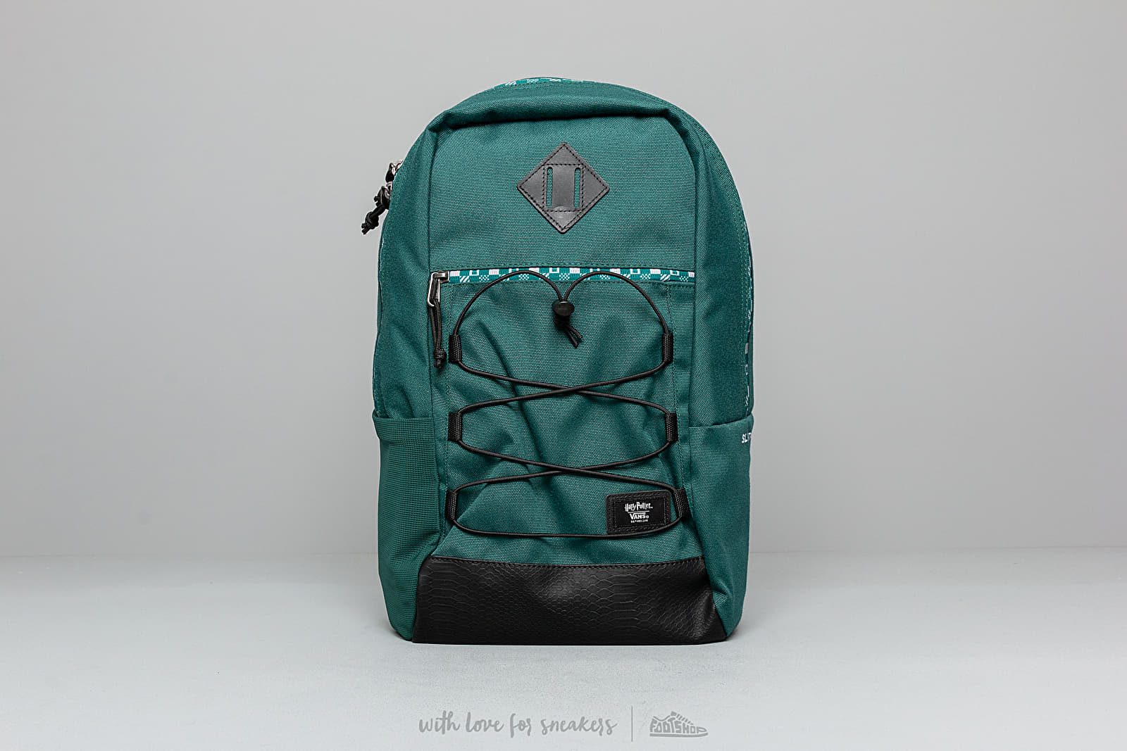 Vans x Harry Potter Snag Slytherin Backpack