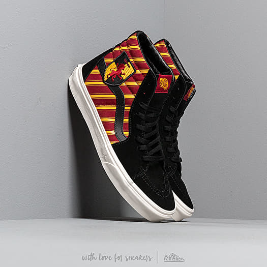 flauta hormigón Camarada  Men's shoes Vans x Harry Potter SK8-Hi Gryffindor | Footshop