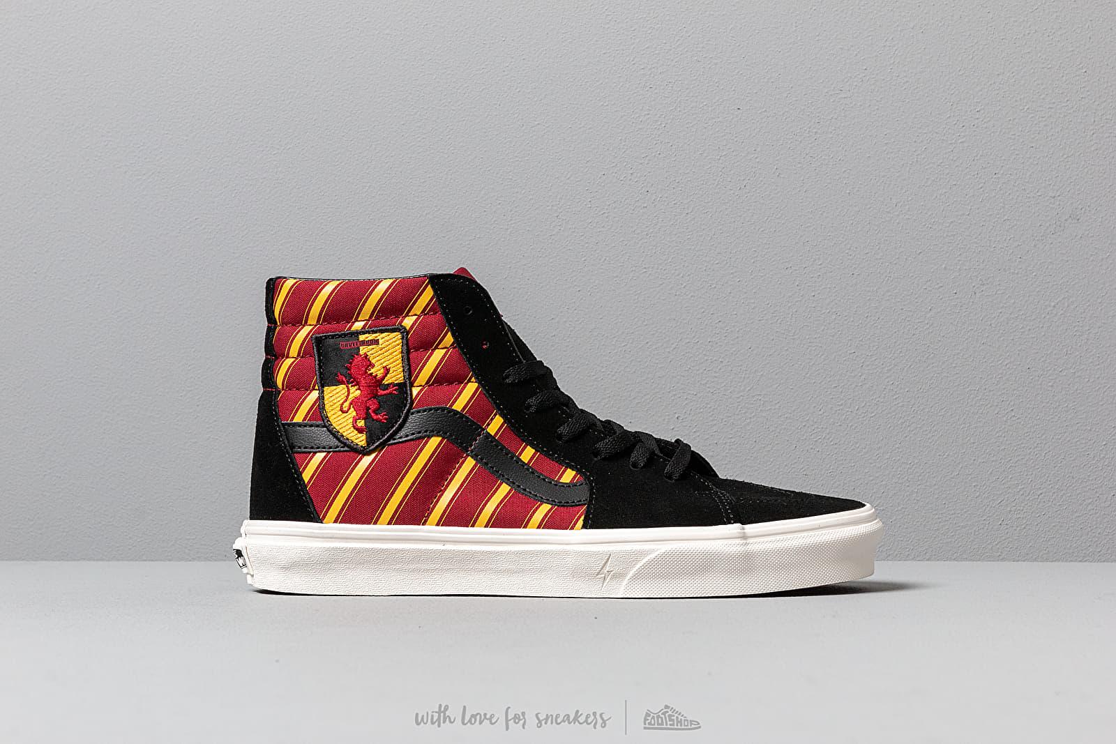 Vans x Harry Potter SK8 Hi Gryffindor | Footshop