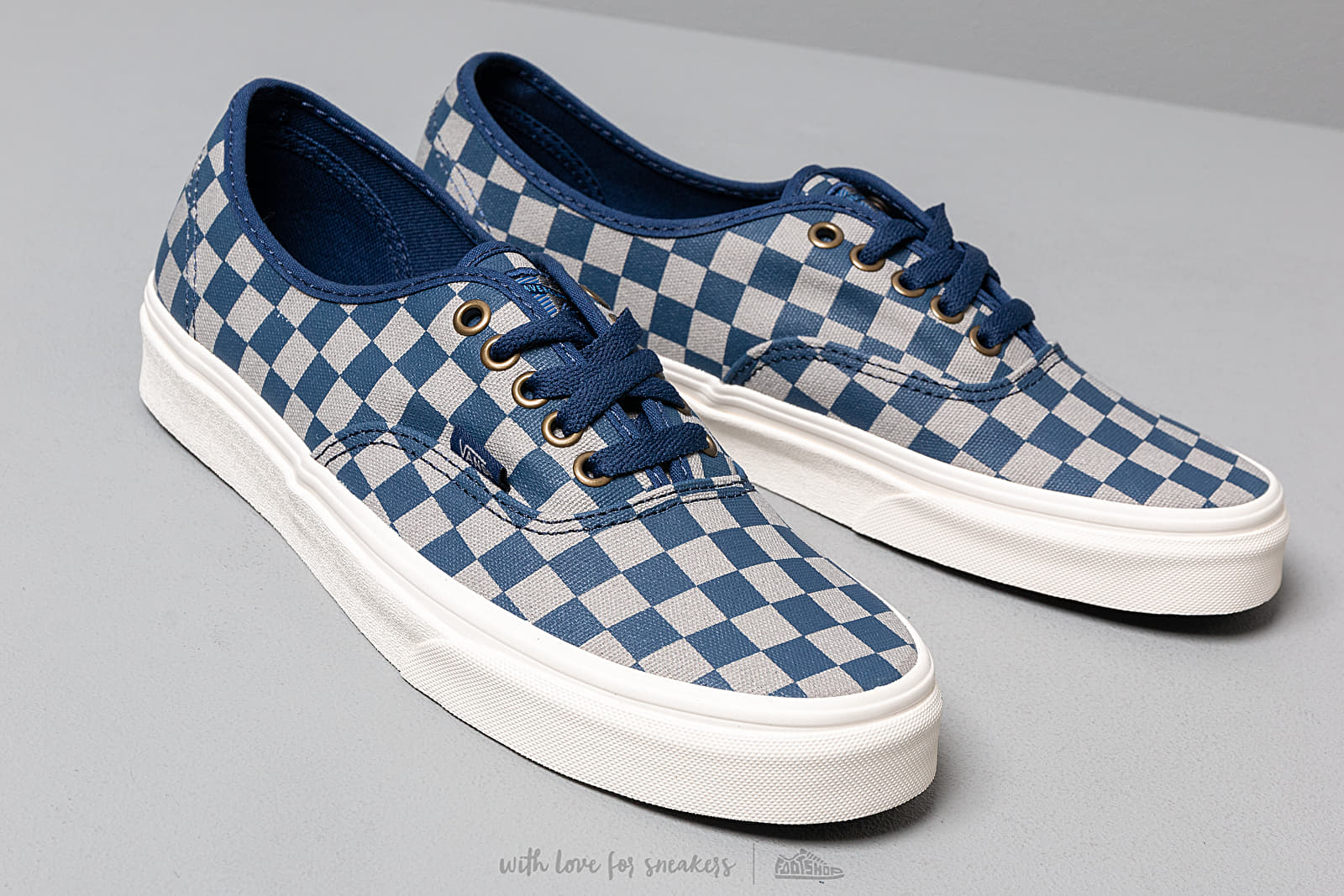 Vans x Harry Potter Authentic Ravenclaw Checkerboard | Footshop
