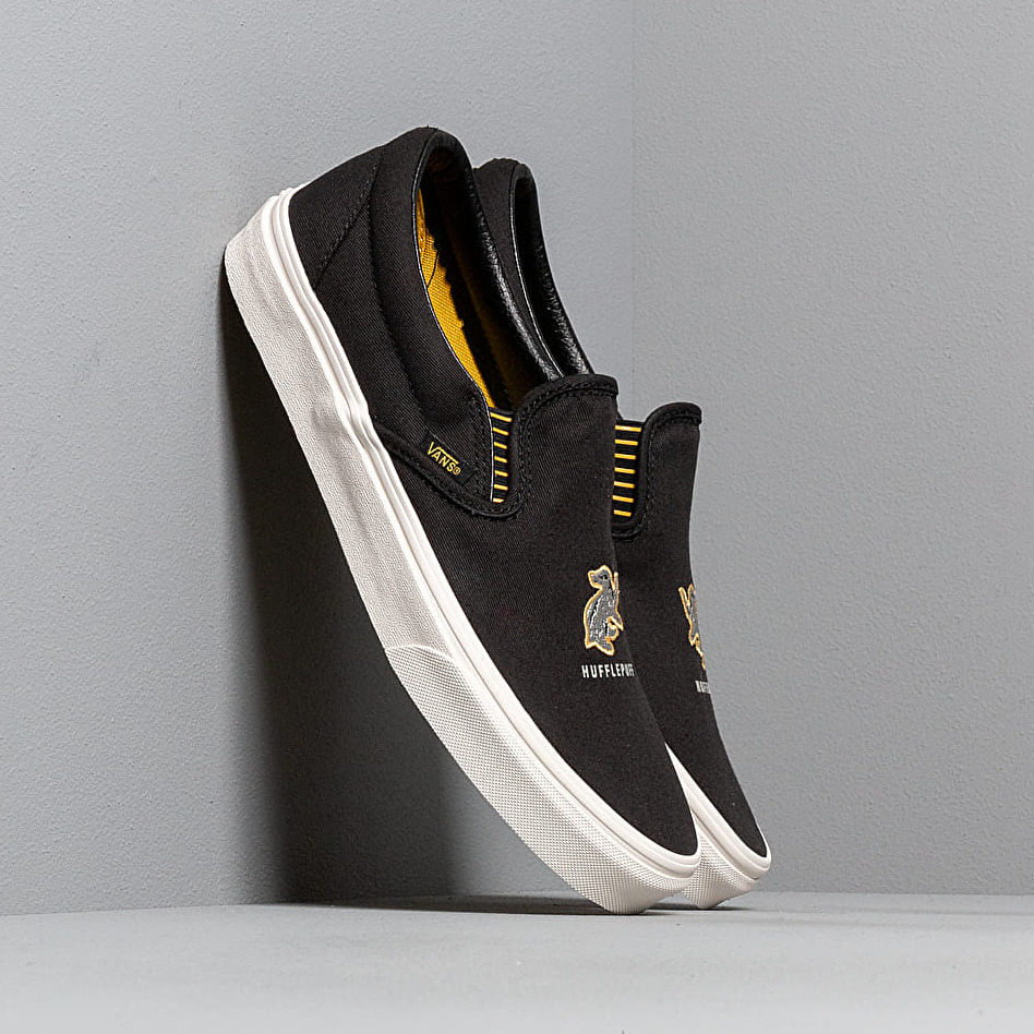 Vans x Harry Potter Classic Slip-On Hufflepuff/ Black EUR 36.5