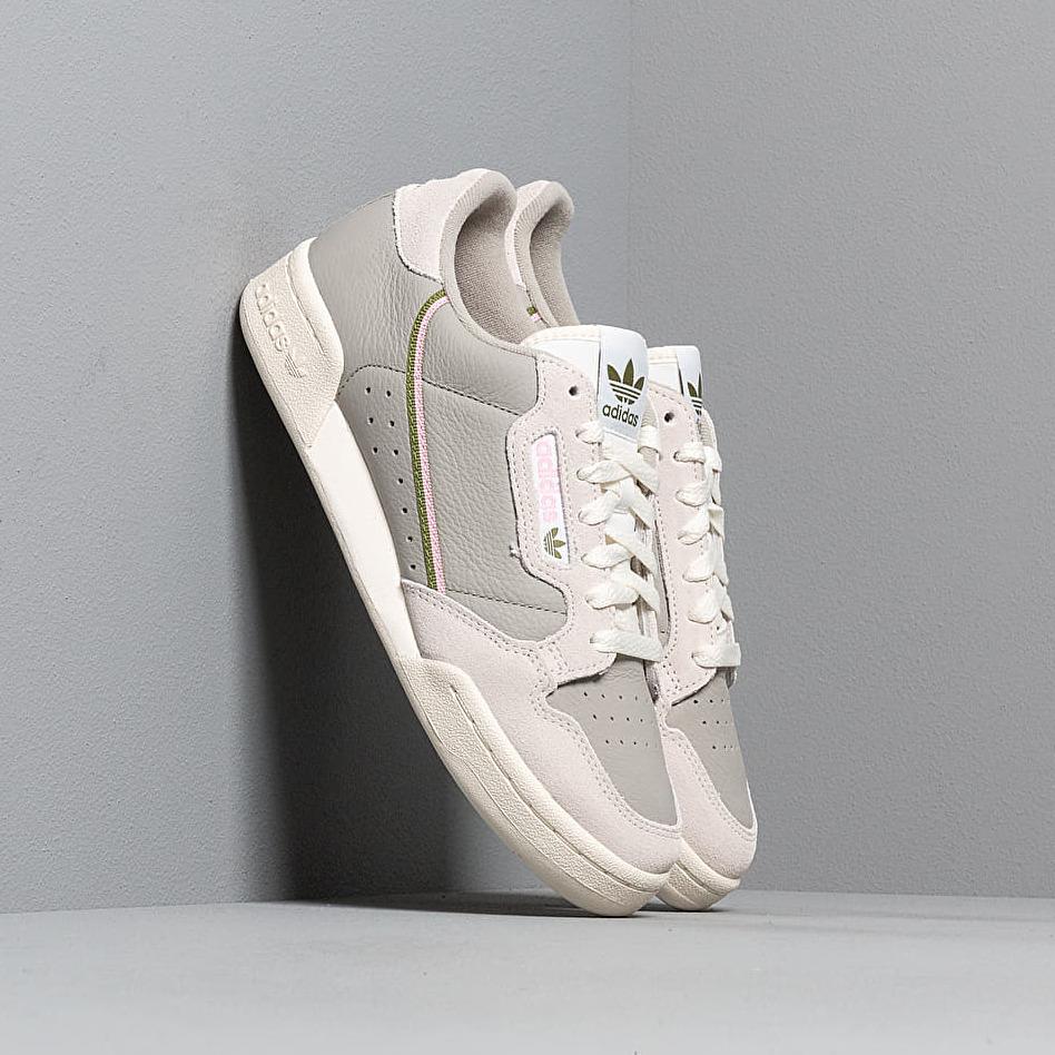 adidas Continental 80 W Sesame/ Raw White/ Off White, Brown