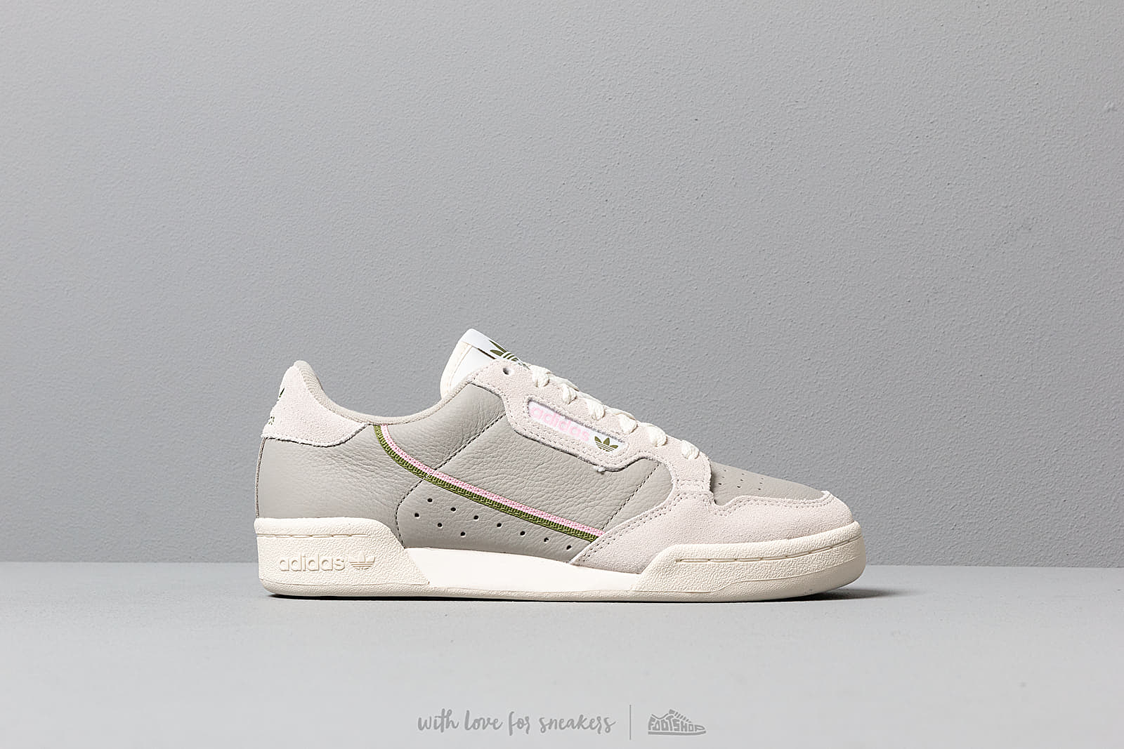 80 White Continental Raw Sesame W Adidas OffFootshop PkXuOZiT