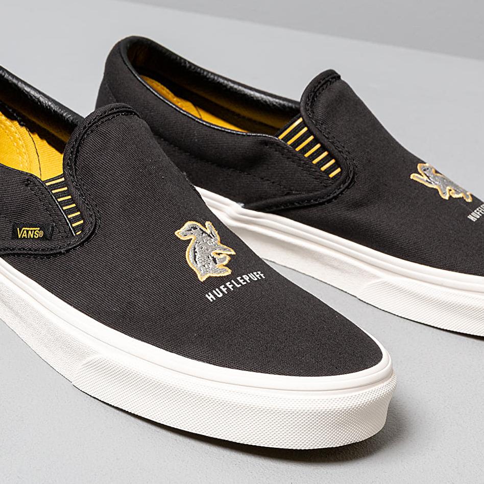Vans x Harry Potter Classic Slip-On Hufflepuff/ Black