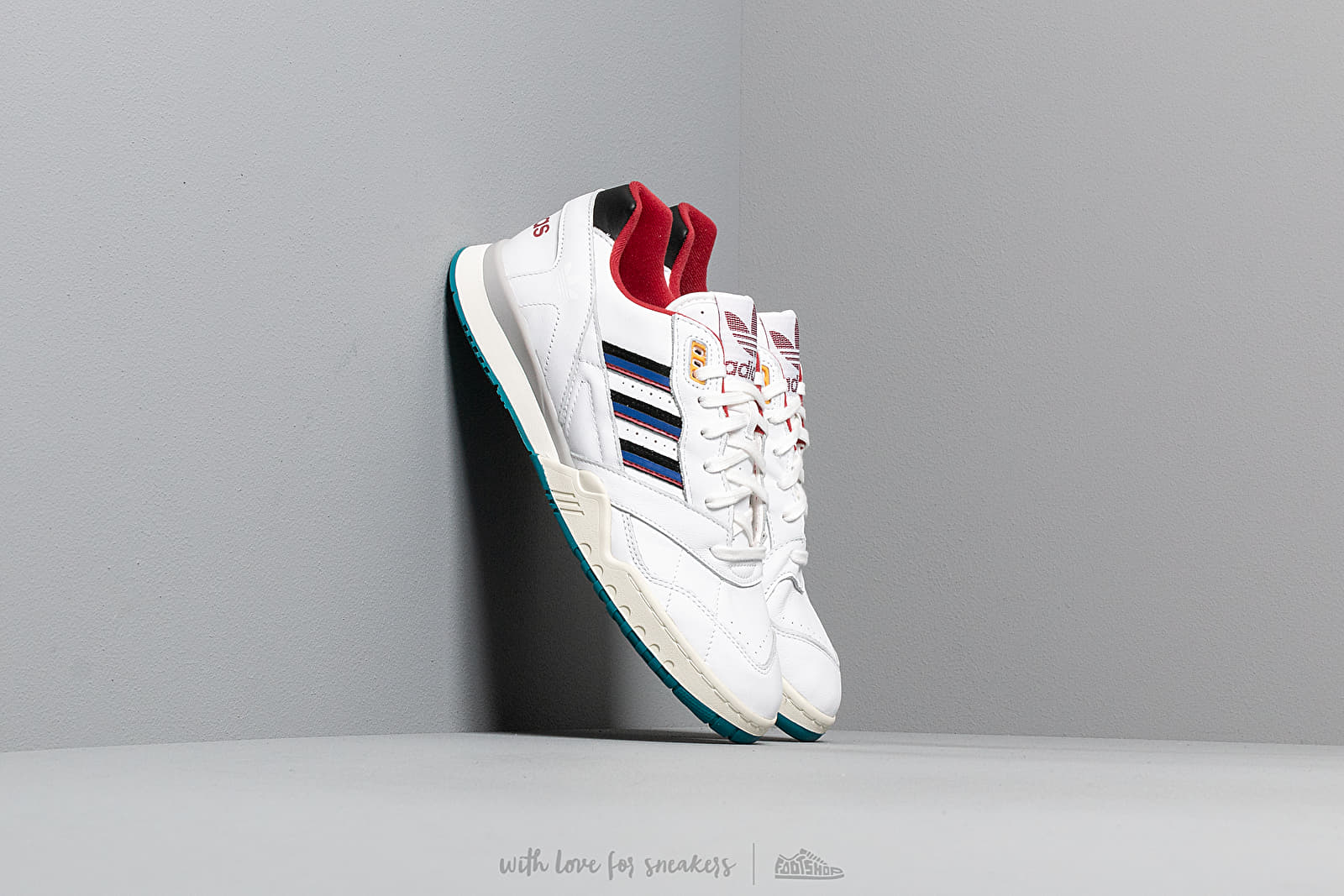 adidas A.R. Trainer Ftw White/ Core Burgundy/ Core Royal at a great price 92 € buy at Footshop