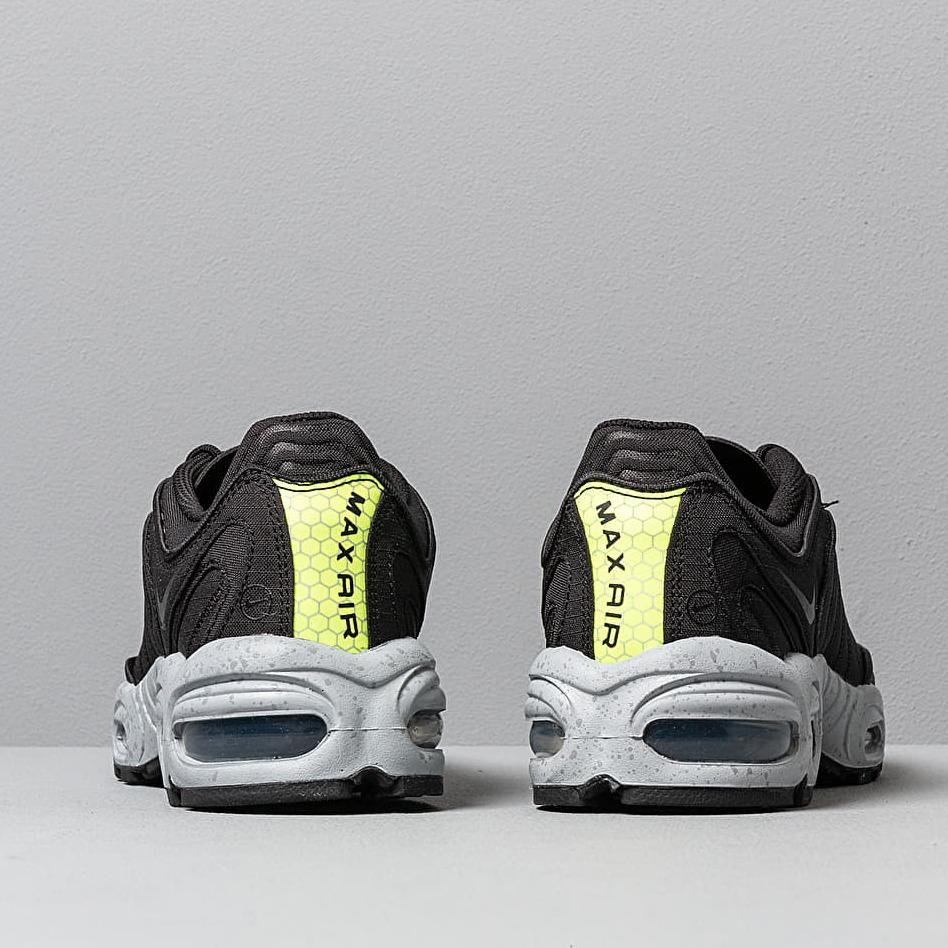 Nike Air Max Tailwind IV SP Black/Wolf Grey-Volt
