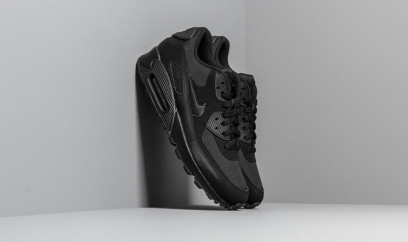 Nike Air Max 90 Essential Black/ Black-Black-Black EUR 45.5