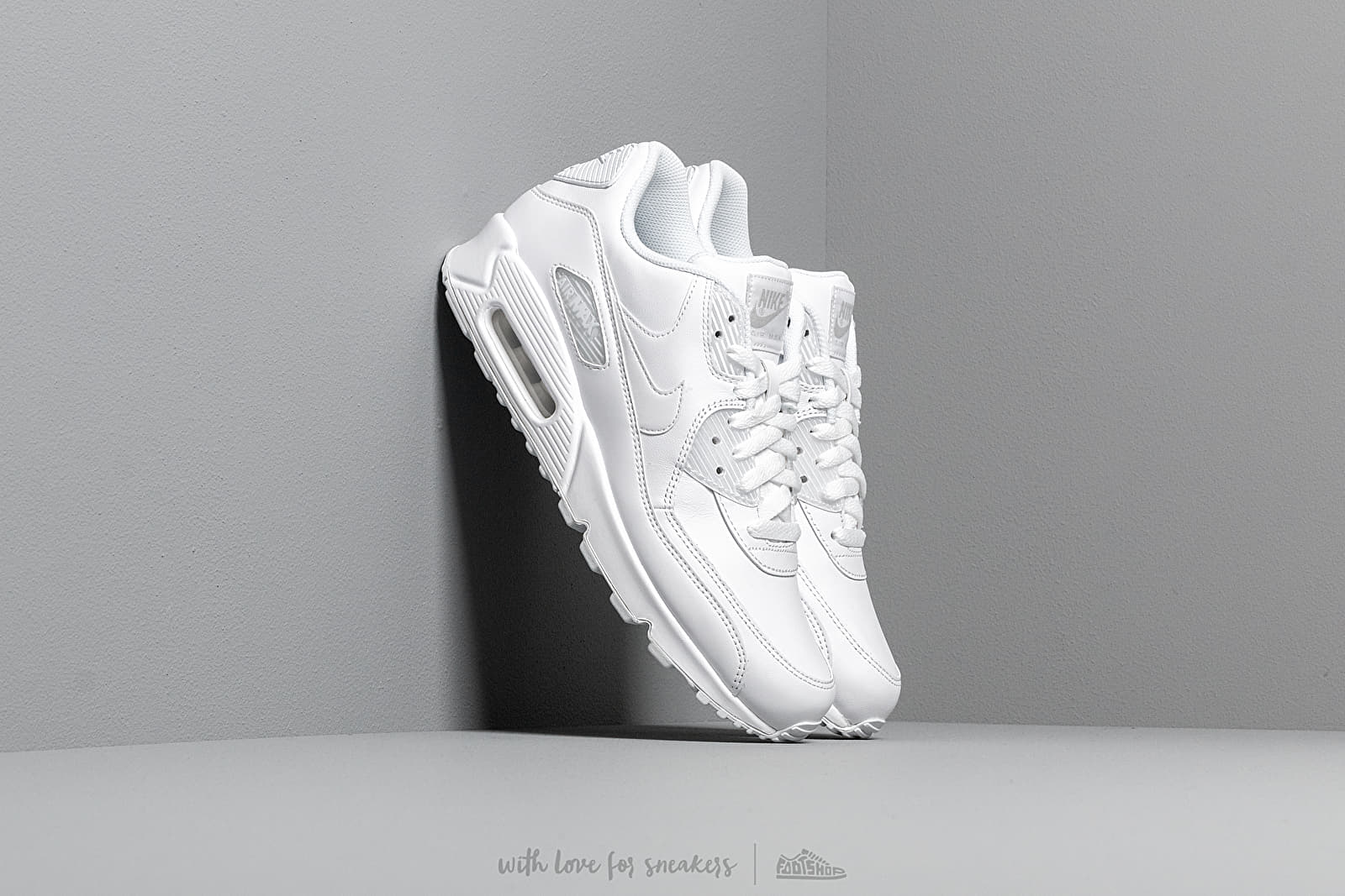 reputable site aaff8 79452 Nike Air Max 90 Leather True White  True White at a great price 139 €