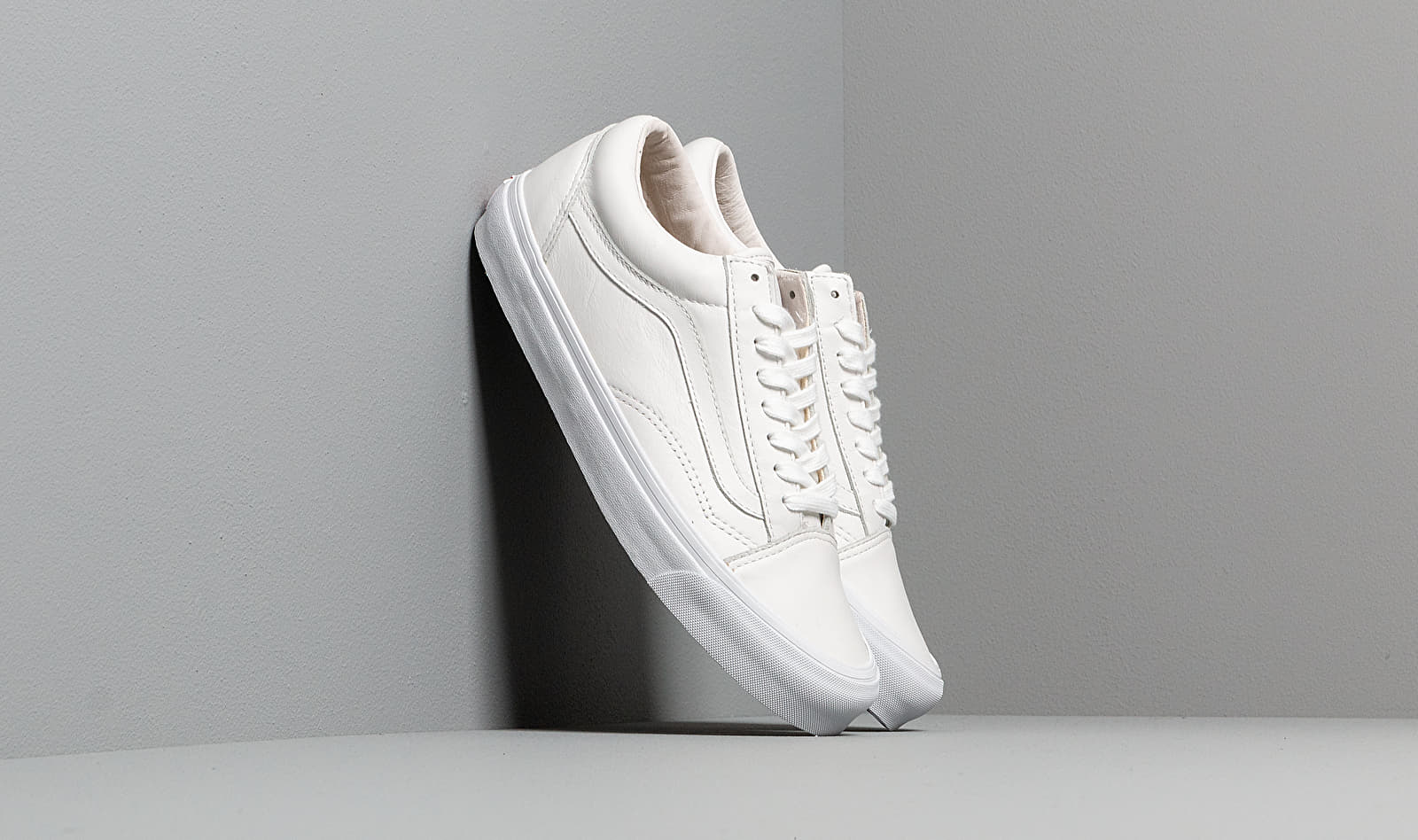 Vans OG Old Skool LX VL VLT White