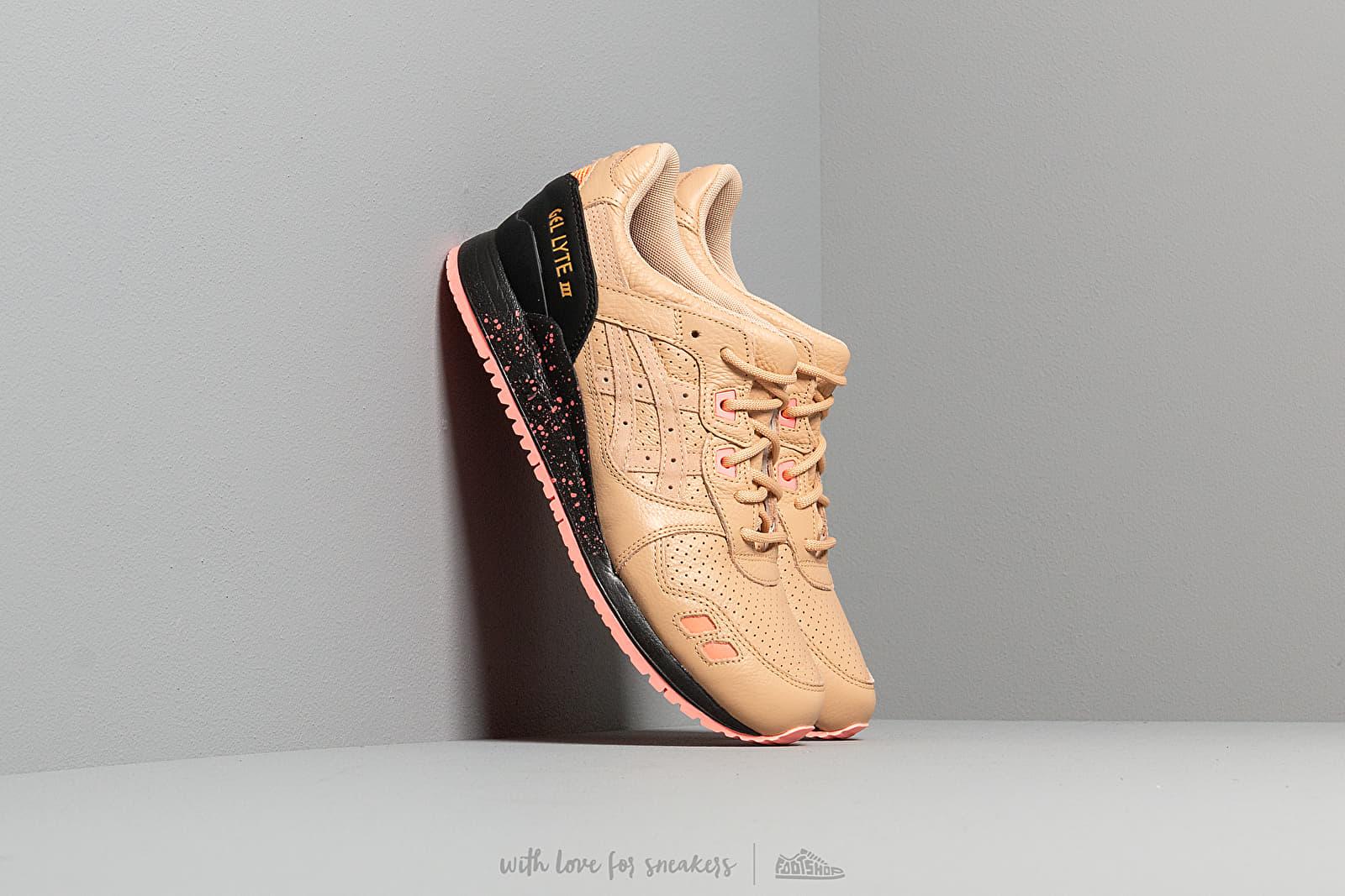 asics x Sneaker Freaker Gel-Lyte III Beige/ Pink at a great price 141 € buy at Footshop