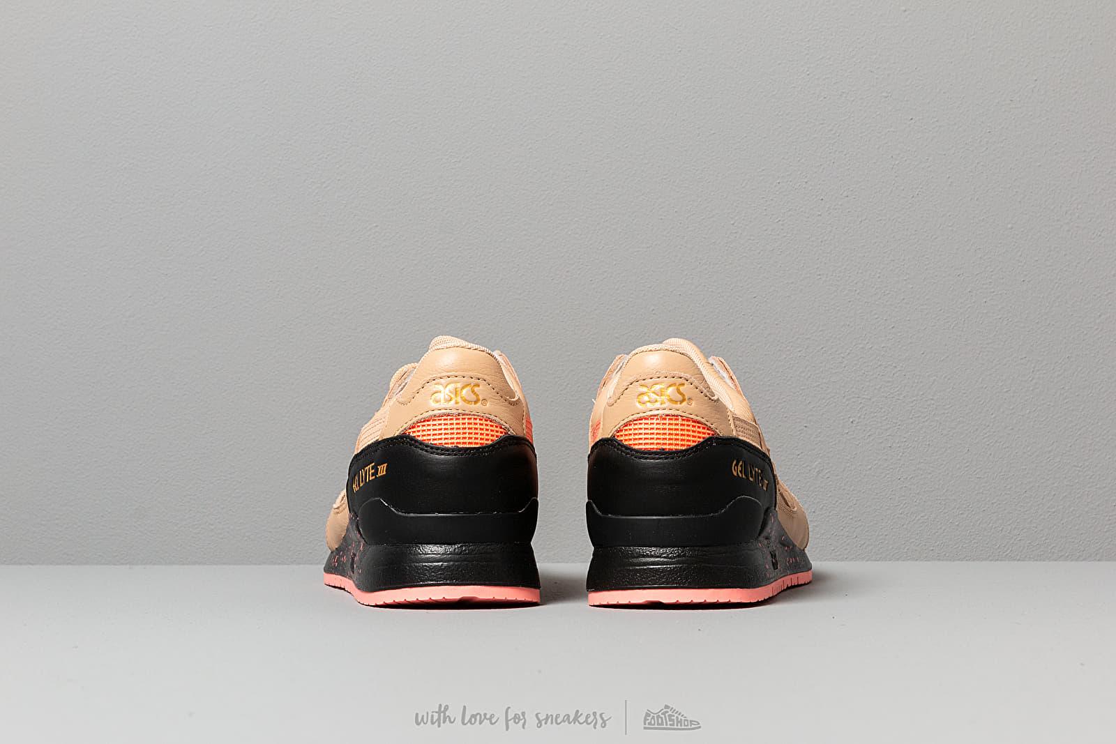 Asics x Sneaker Freaker Gel Lyte III Beige Pink | Footshop