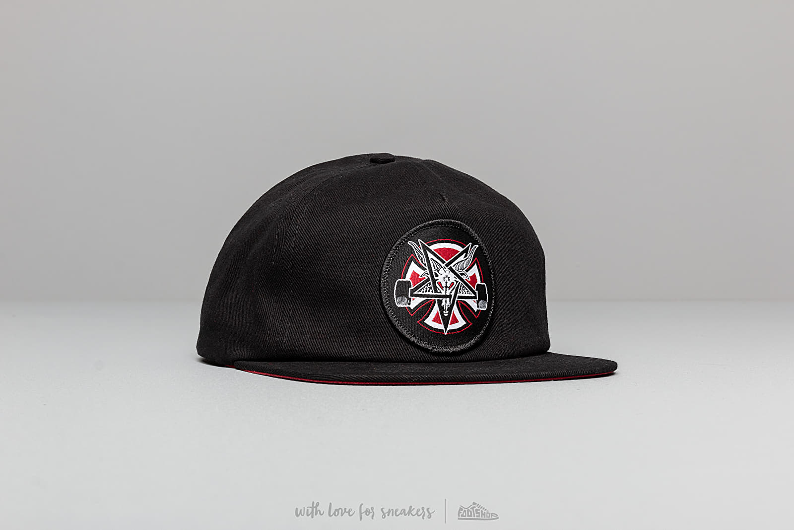 Independent x Thrasher Pentagram Cross Hat