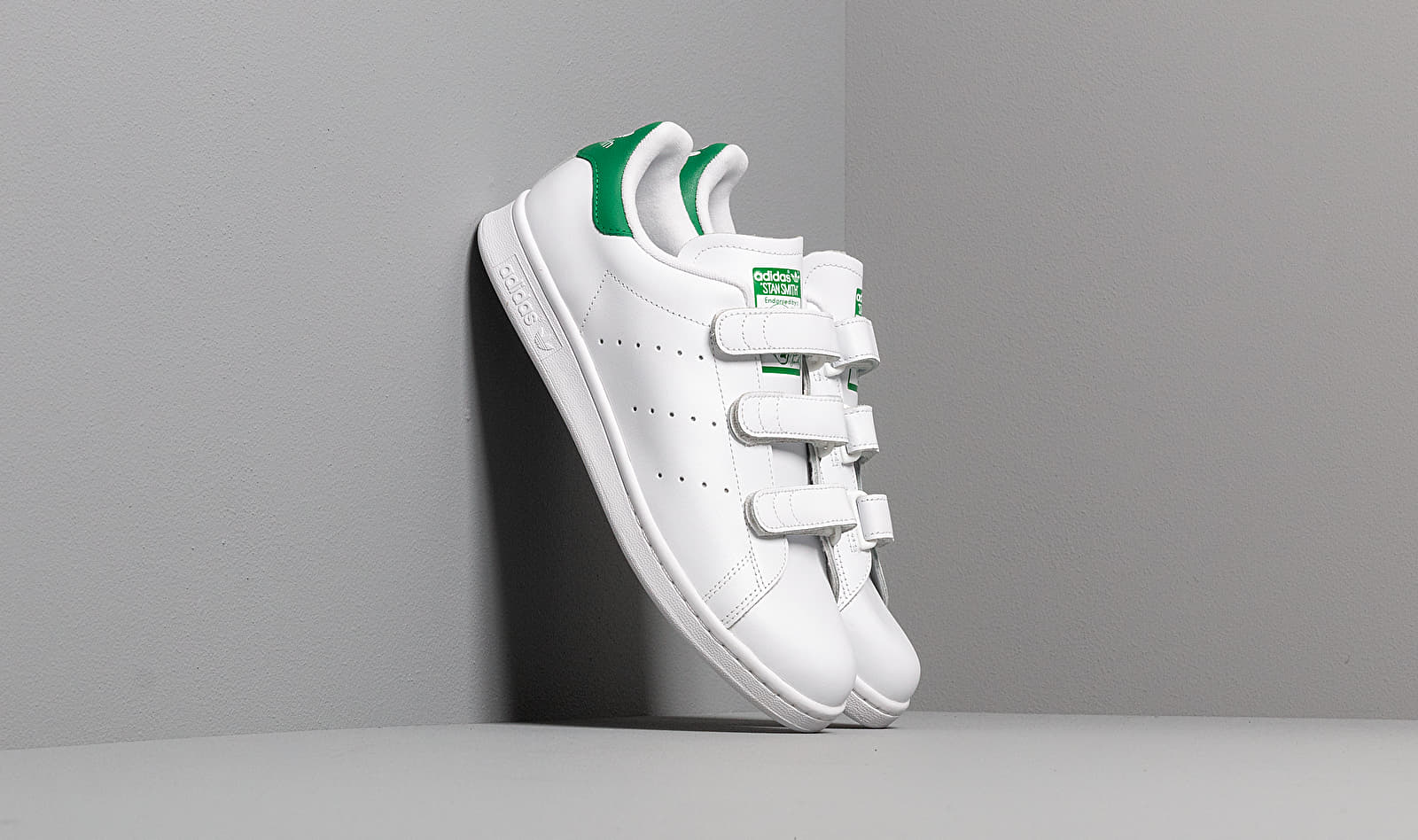 adidas Stan Smith CF Ftw White/ Ftw White/ Green EUR 46