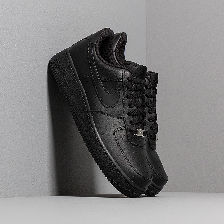 Nike Wmns Air Force 1 '07 Black/ Black EUR 40