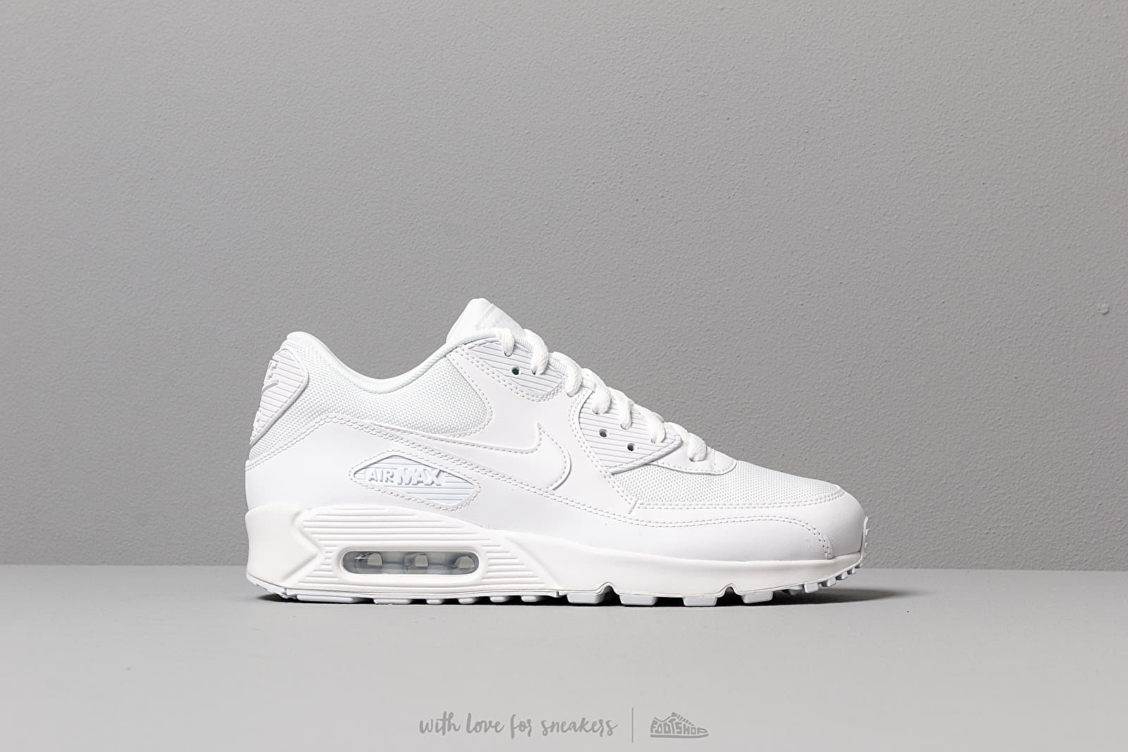 timeless design 6d854 a54f4 Nike Air Max 90 Essential White/ White-White-White | Footshop
