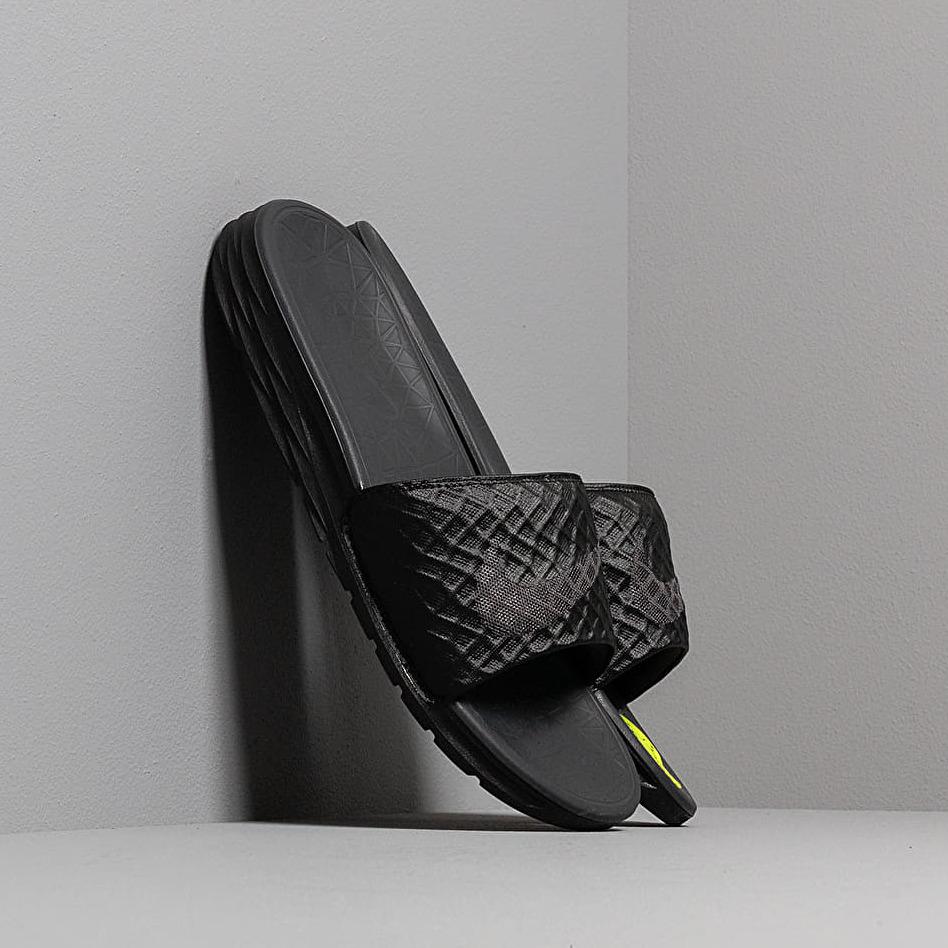 Nike Benassi Solarsoft Black/ Anthracite EUR 41
