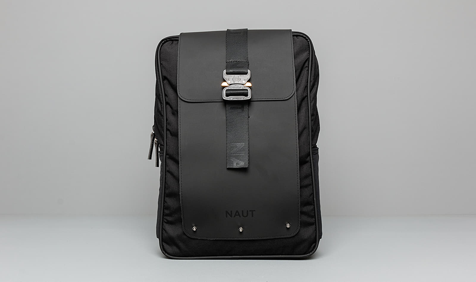 NAUT Strato Backpack Black
