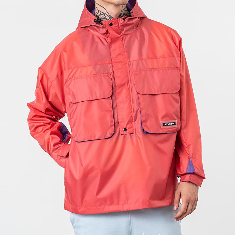 Stüssy Drift Pullover Jacket Pink