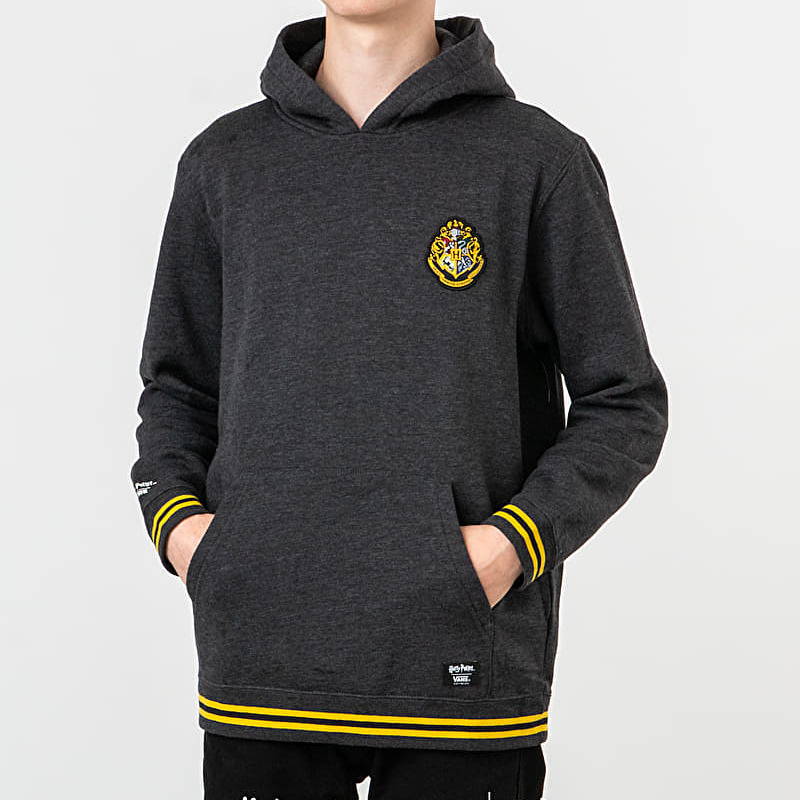 Vans x Harry Potter Hoghwarts Boys Hoodie Asphalt Heather Asphalt Heather