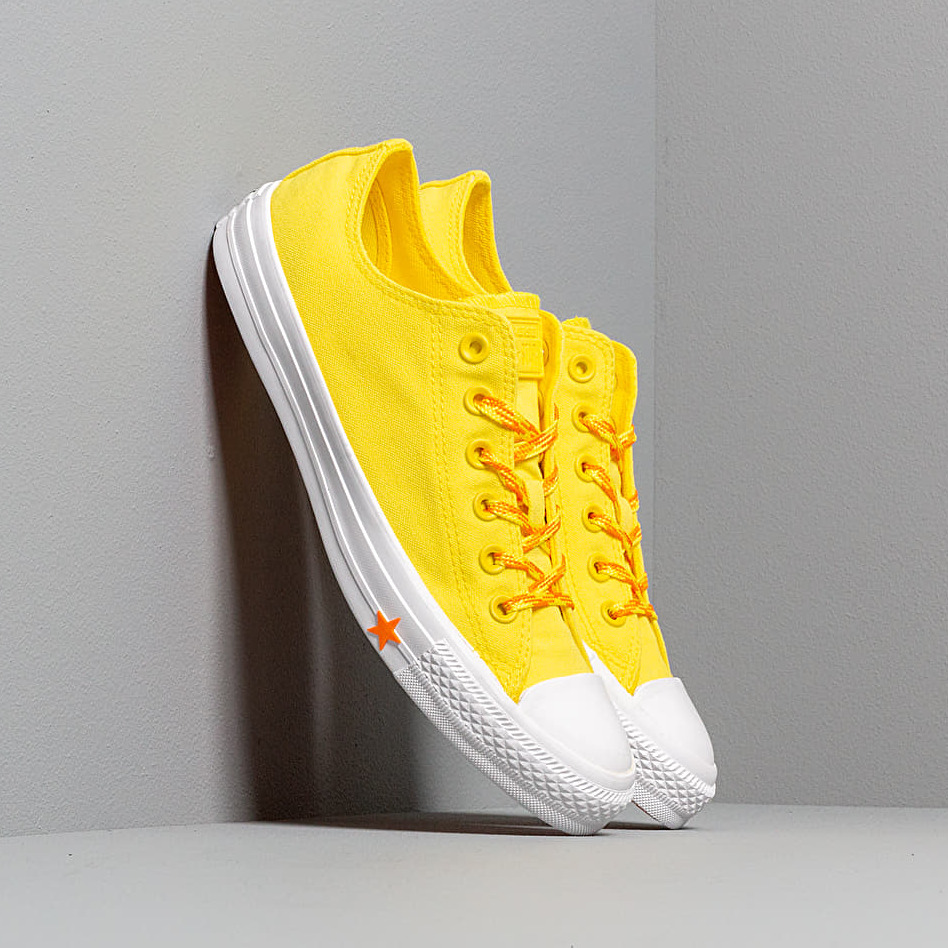 Converse Chuck Taylor All Star Fresh Yellow/ Orange Rind/ White EUR 37