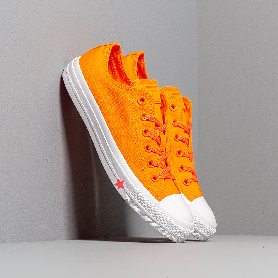 Converse Chuck Taylor All Star Orange Rind/ Racer Pink/ White EUR 37