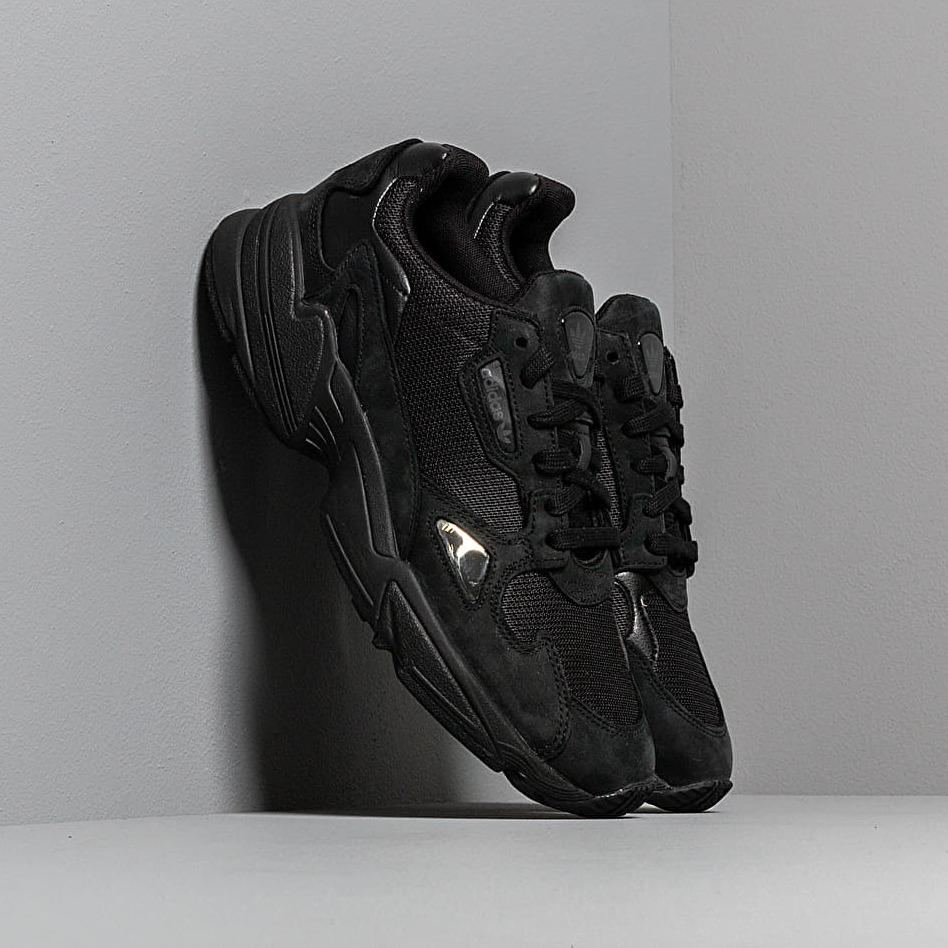 adidas Falcon W Core Black/ Core Black/ Grey Five EUR 41 1/3