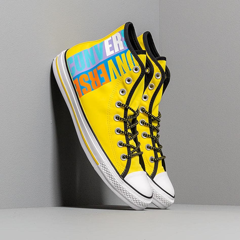 Converse Chuck Taylor All Star Fresh Yellow/ Black/ White EUR 37.5