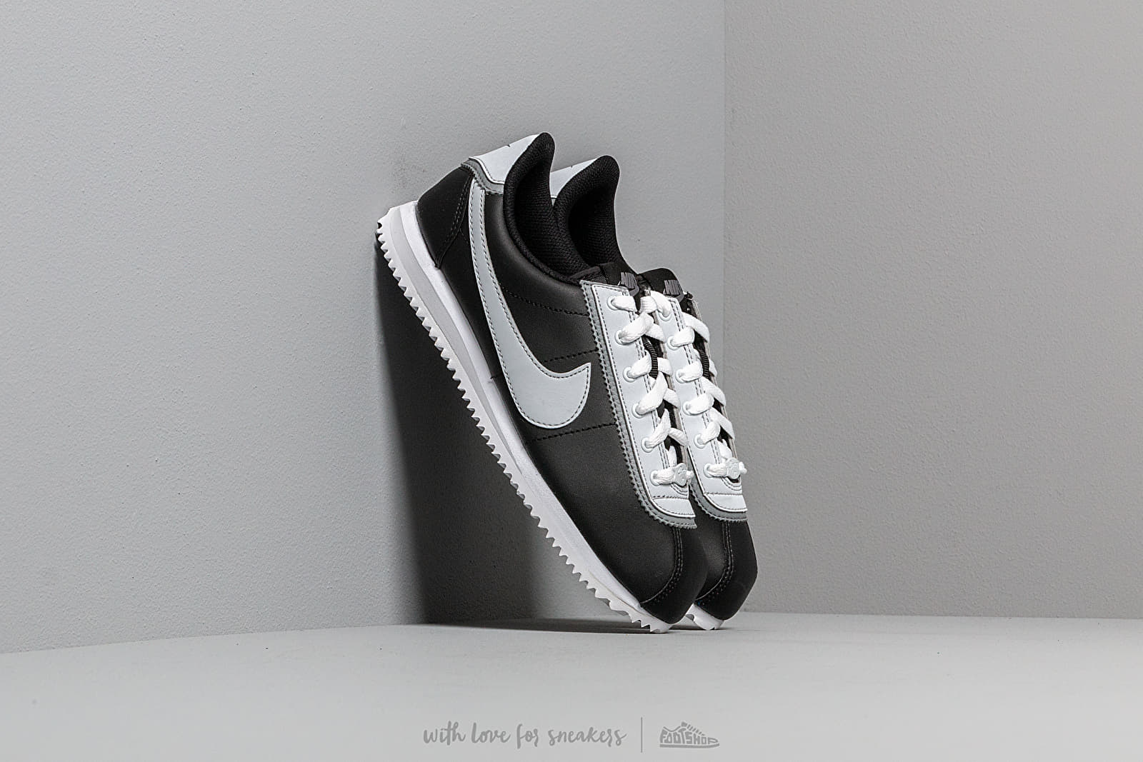 Nike Cortez Basic Leather Double (GS)