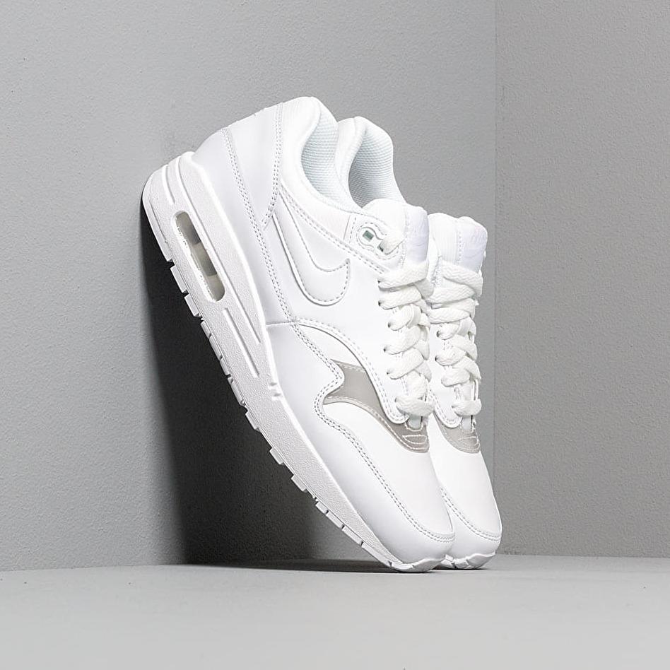 Nike Wmns Air Max 1 White/ White-White EUR 39