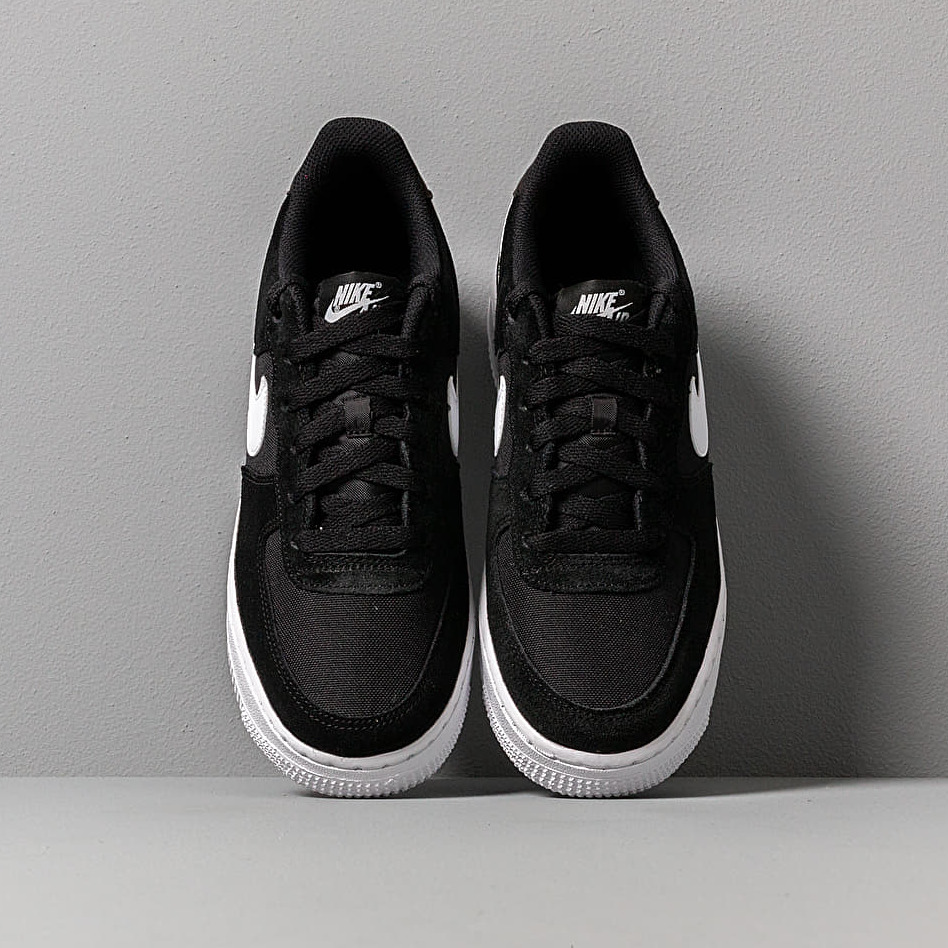 Nike Air Force 1 Pe (GS) Black/ White