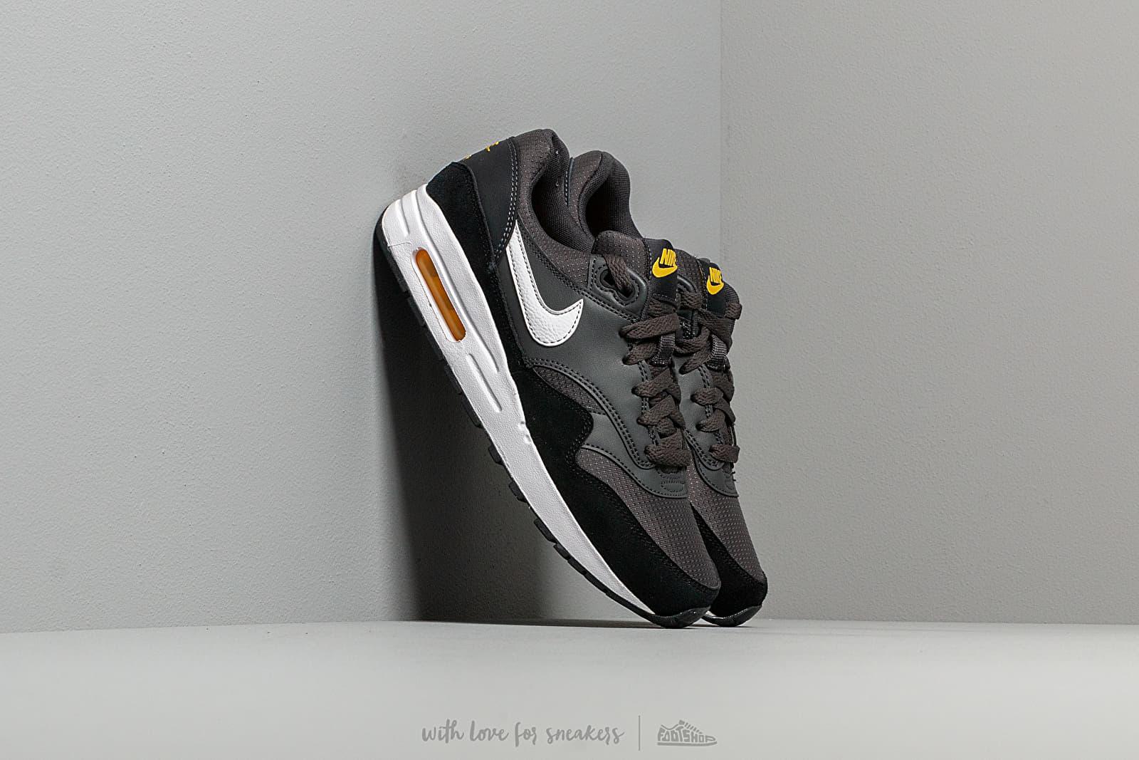 Nike Air Max 1 (GS) Anthracite/ White-Black-Amarillo za skvelú cenu 95 € kúpite na Footshop.sk
