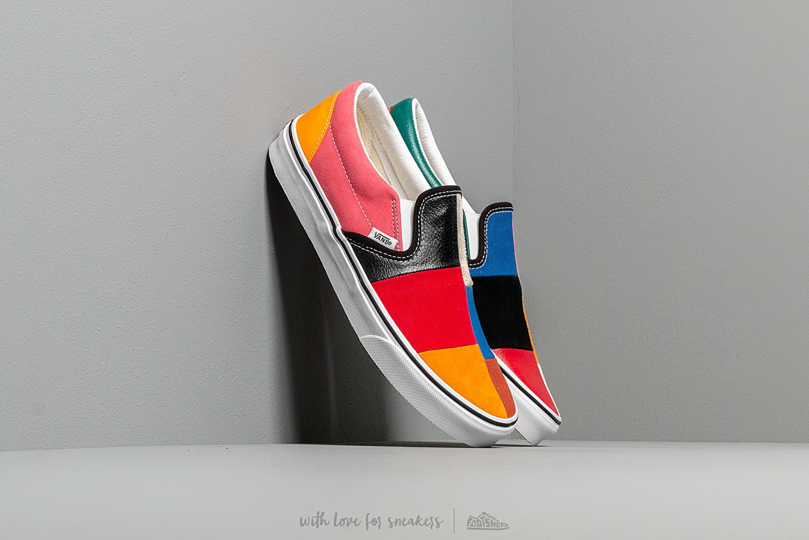 Vans Classic Slip-On (Patchwork)