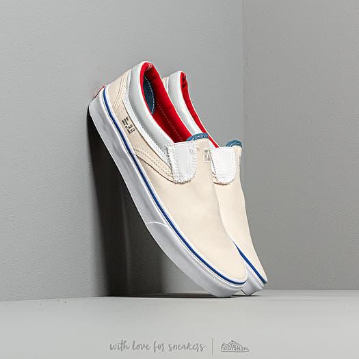 Vans Classic Slip-On (Outside In) Natural/ Stv | Footshop