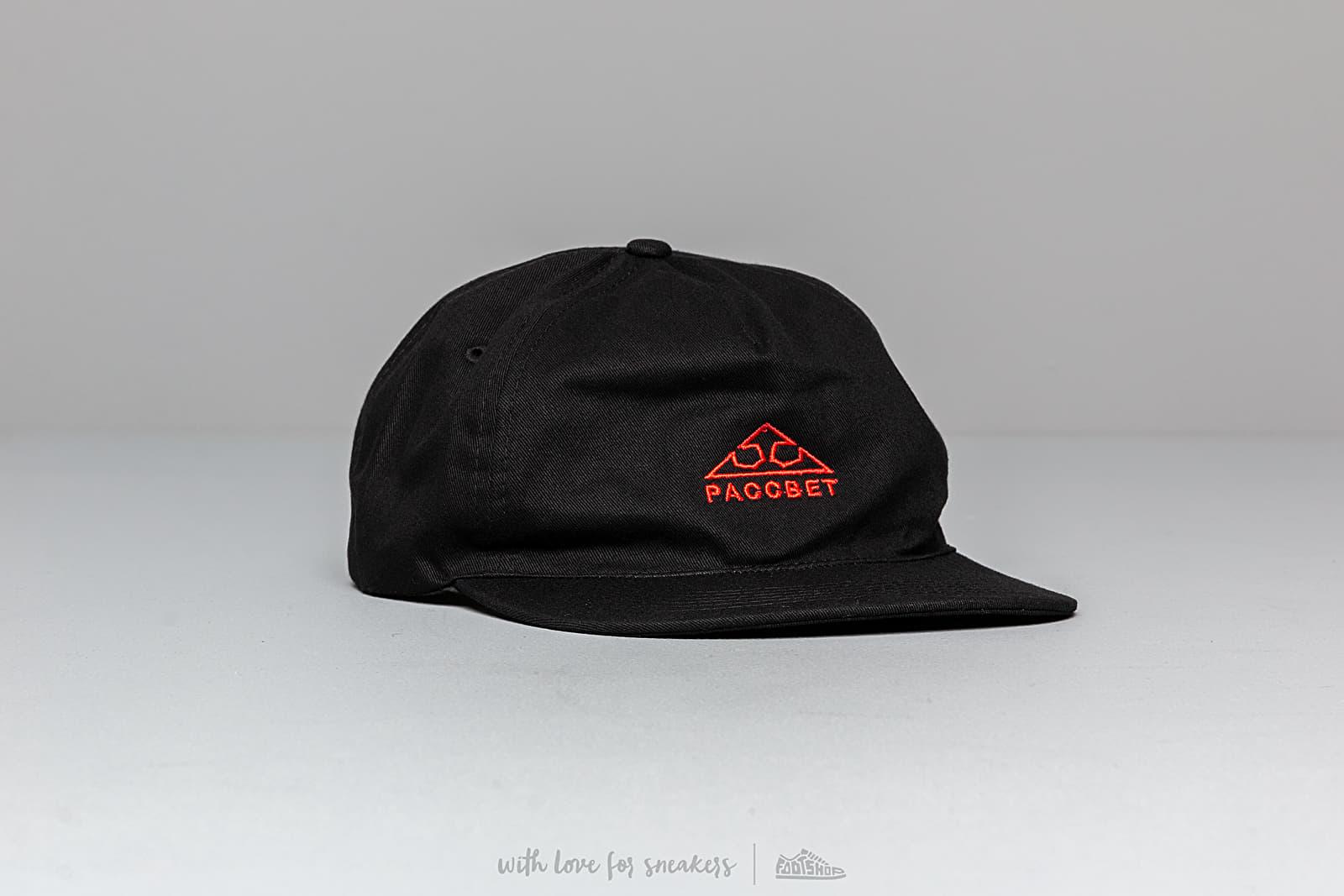 PACCBET Main Cap Black