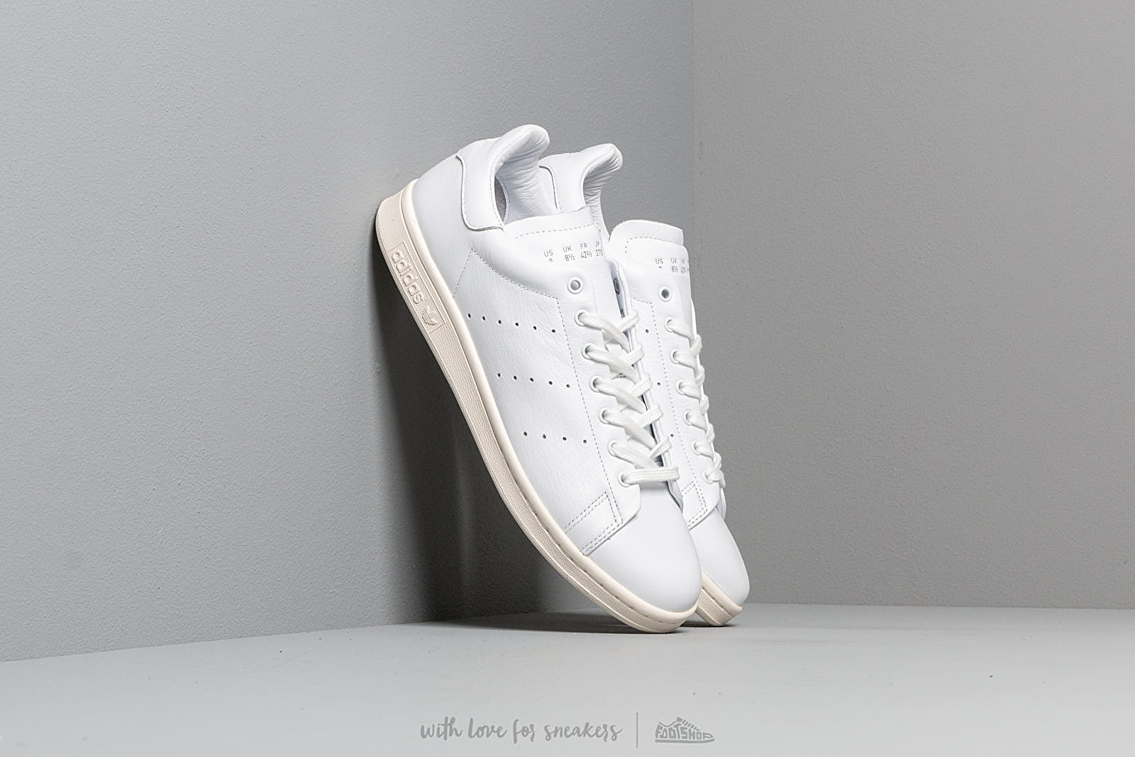 Ανδρικά παπούτσια adidas Stan Smith Recon Ftw White/ Ftw White/ Off White