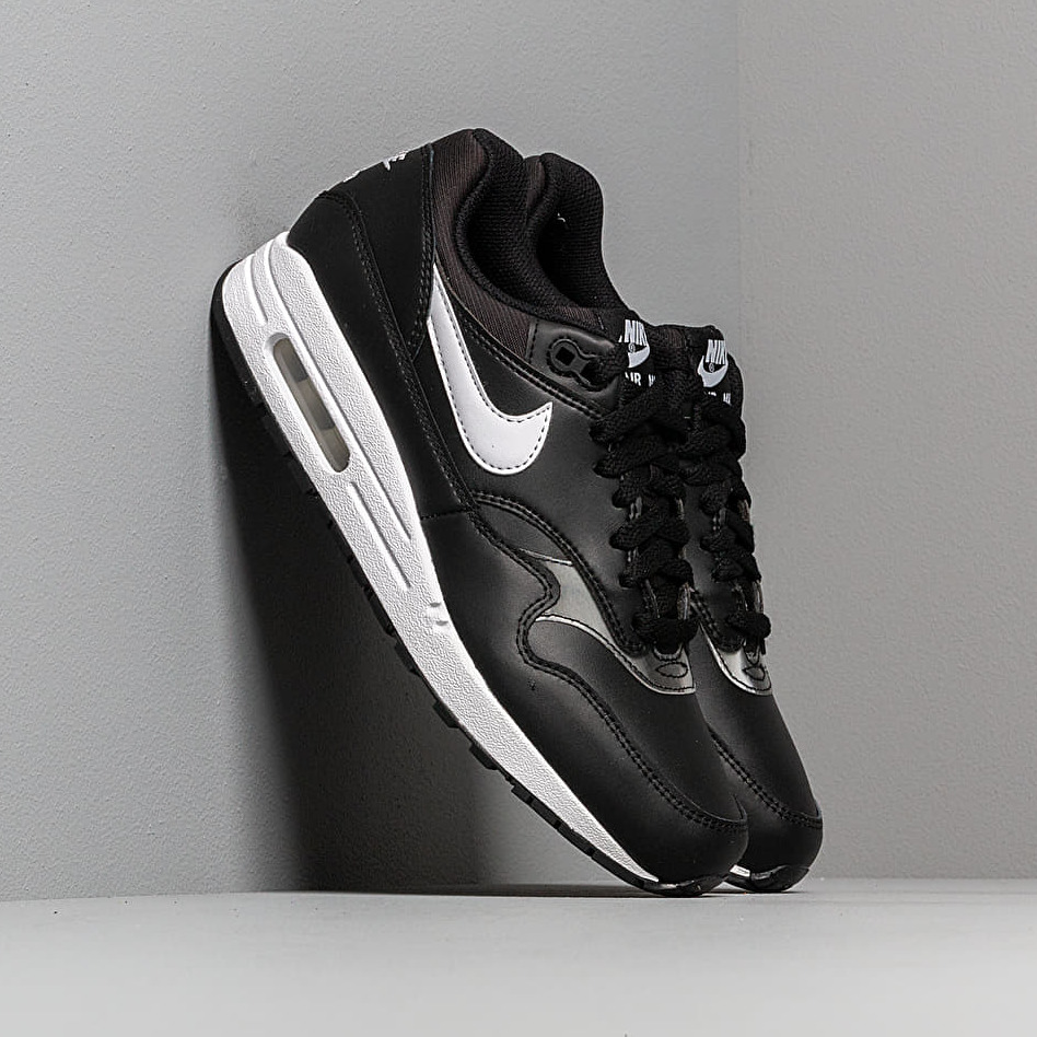 Nike Wmns Air Max 1 Black/ White EUR 40.5