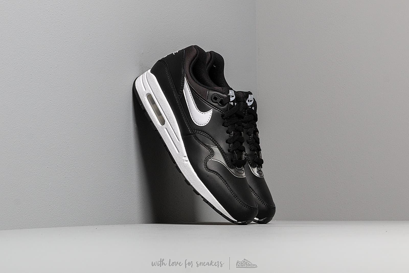 Women's shoes Nike Wmns Air Max 1 Black/ White