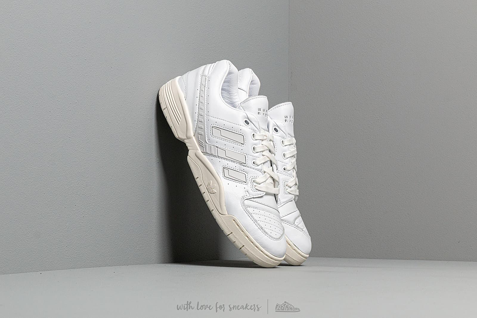Scarpe e sneaker da uomo adidas Torsion Comp Ftw White/ Ftw White/ Off White