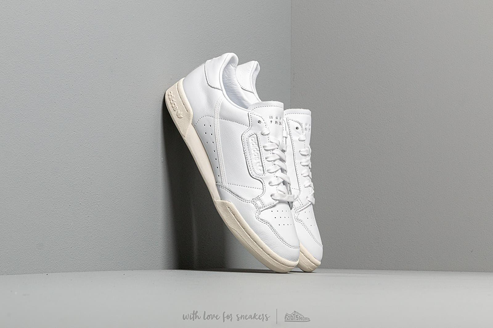 adidas Continental 80 Ftw White/ Ftw White/ Off White za skvělou cenu 2 490 Kč koupíte na Footshop.cz