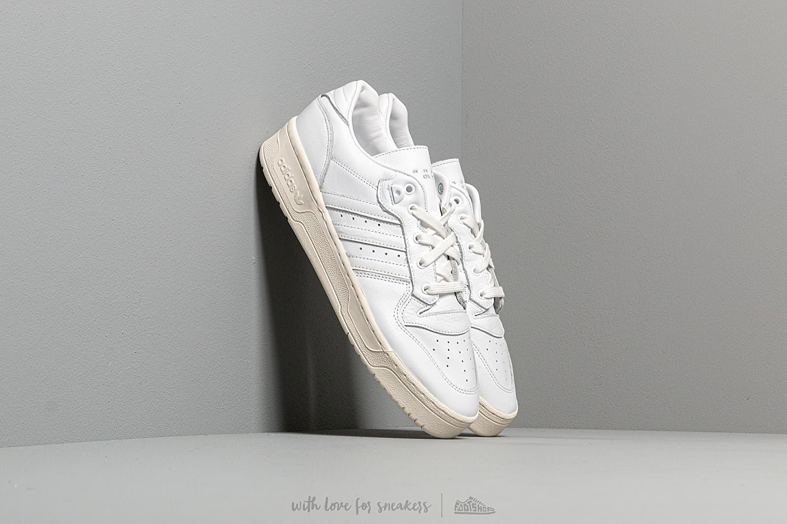 adidas Rivalry Low Ftw White/ Ftw White/ Off White za skvělou cenu 2 490 Kč koupíte na Footshop.cz