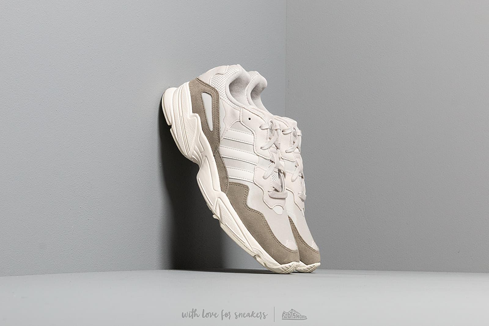 Men's shoes adidas Yung-96 Raw White/ Raw White/ Off White
