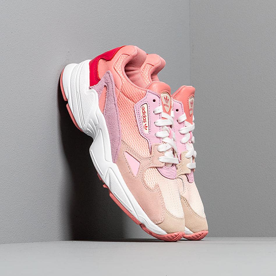 adidas Falcon W Ecru Tint/ Ice Pink/ True Pink EUR 41 1/3