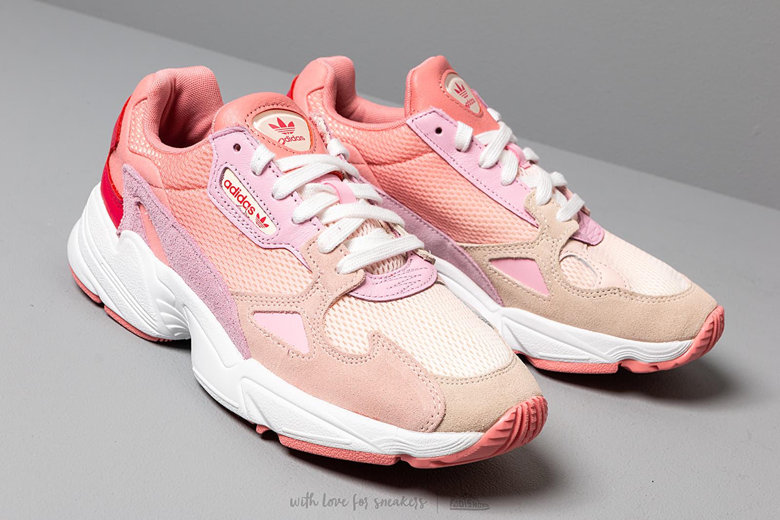 Women's shoes adidas Falcon W Ecru Tint