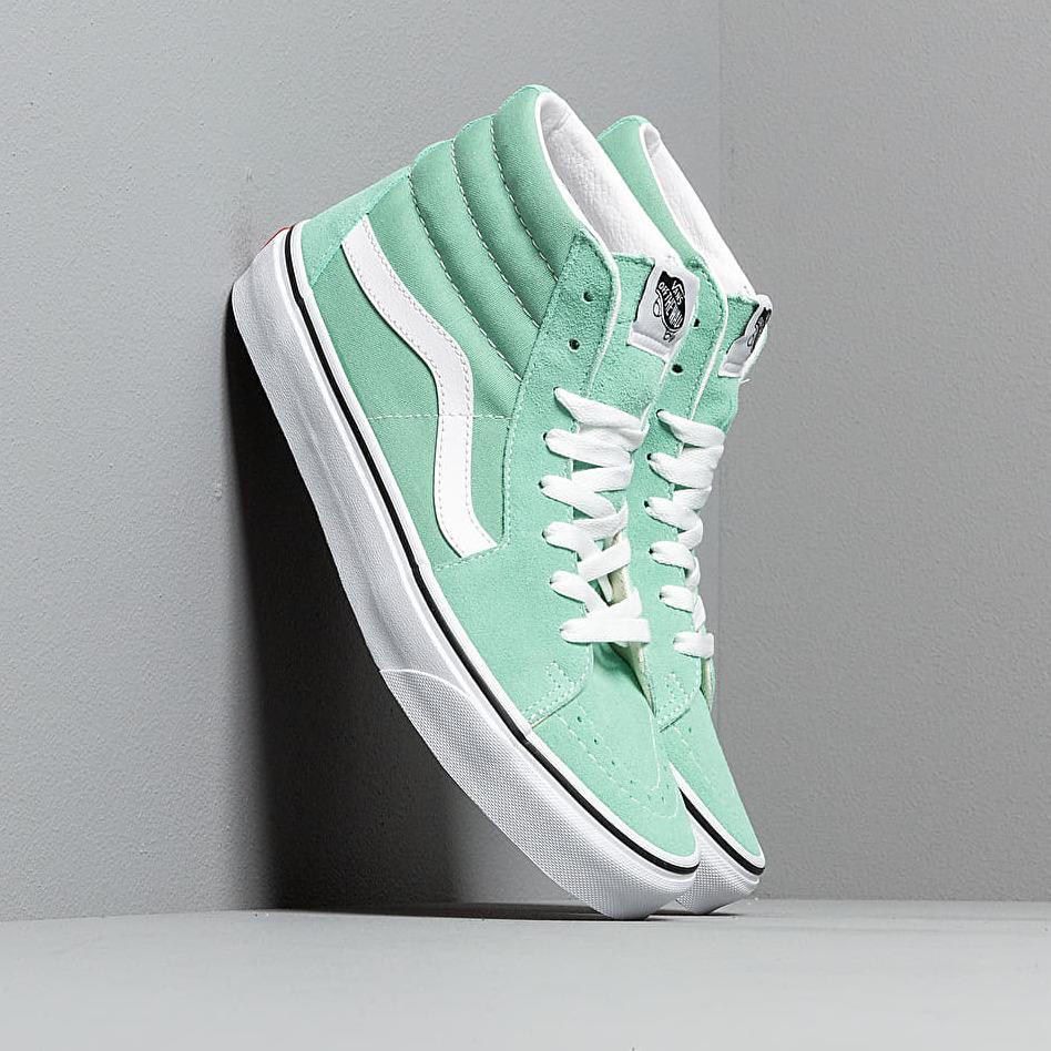 Vans SK8-Hi Neptune Green/ True White EUR 38