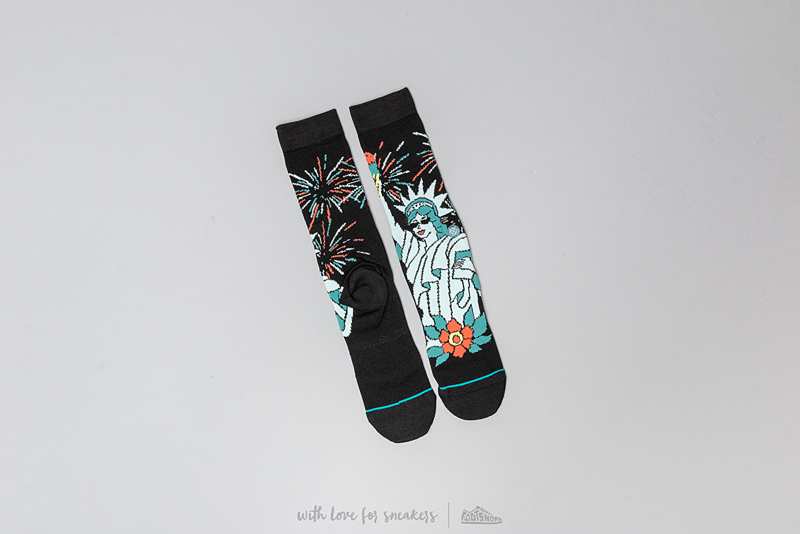 Stance Freedom Of Ice Cream Socks
