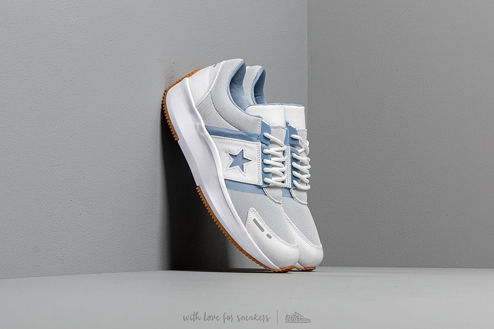Converse Run Star White/ Indigo Fog/ White za skvělou cenu 2 490 Kč koupíte na Footshop.cz